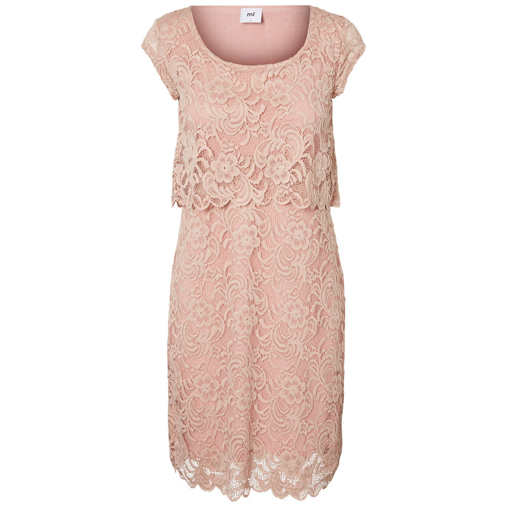 Nursing dress Lace