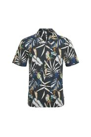 Matrostol Resort 2 Printed Palm Skjorte