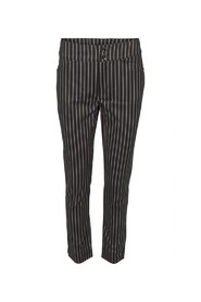 Bitte Kai Rand brown trousers with stripes