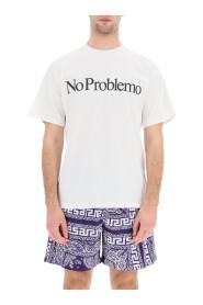 no problemo print t-shirt