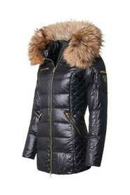 Eve Lustrous Real Fur