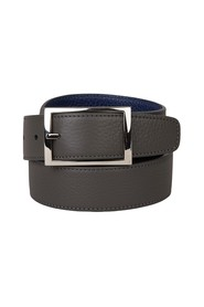 Straight cut belt