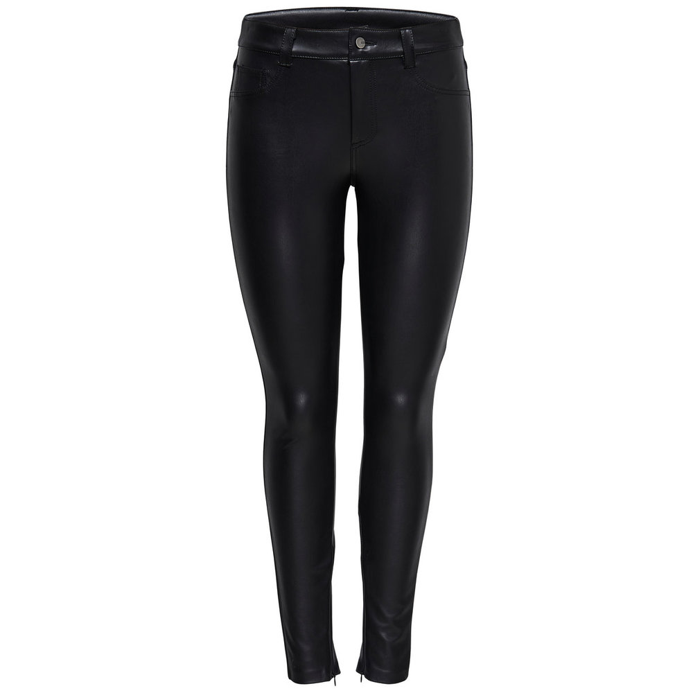 Skinny fit jeans Molly reg faux leather