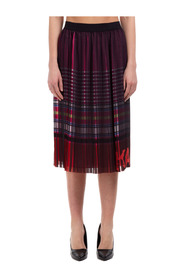 women's skirt knee length midi