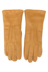 Hjorte læderhandsker