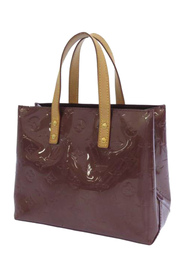 Reade PM Leather Vernis