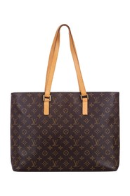 Monogram Luco Tote Canvas