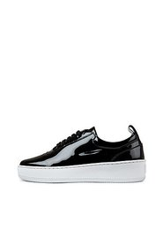 Sort Jim Rickey Clip Wmn Patent Leather Sko