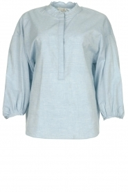 JcSophie Blouse Cammy Light blue