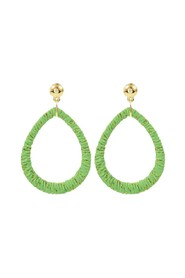 Oorbellen Druppel Touw Earrings
