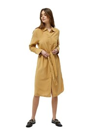 Jessie shirt dress