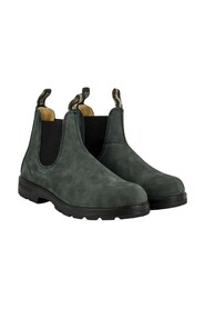 587 elastic sided boots