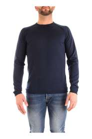CORNELIANI 00M412-0025600 JERSEY Men BLUE