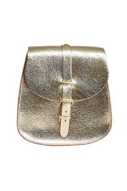 Le Sab Shiny M leather bag