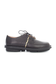 POINTED LACE UP SHOE