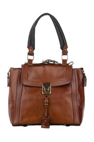 Darla Leather Shoulder Bag