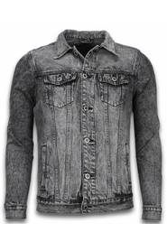 Denim Jacket Denim Jacket - Stonewashed Look
