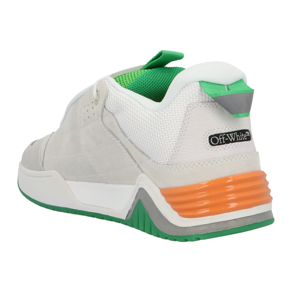 Off White Beige Sneakers Off White