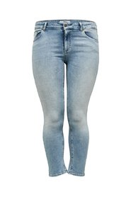 Straight fit jeans Curvy Willy reg ankle