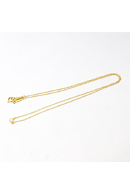 Diamonds By The Yard Yellow Gold (18K) Pendant Necklace