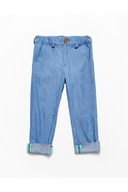 Spodnie Secret Island Jeans Blue