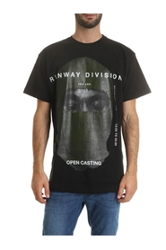 t-shirt cotton Runway Division NUW19282 009