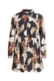 LILITI L/S SHORT DRESS