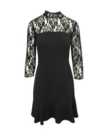Dress With Lace Pre Owned Condition Good