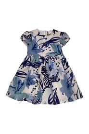 ABITO MANICHE FIORATO Dress