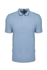 Place slim fit polo