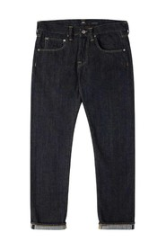 Red Listed Selvedge Rinsed Jeans