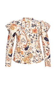 'Harriet' printed shirt