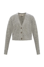 'Vika' cropped cardigan