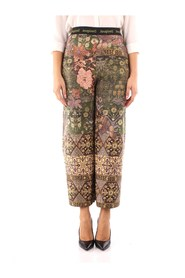 Wide Trousers Woman
