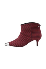 Aniv Houndstooth Boots