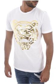Tee Shirt stretch printé tigre 1457