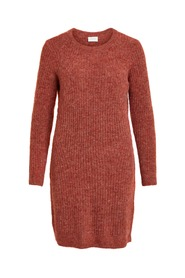 Vilowsa Knit L / S Dress Knit