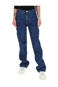 Le Italien flared jeans