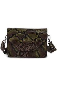 Unlimit - Rosemary Shoulderbag 299624 - Yellow Snake