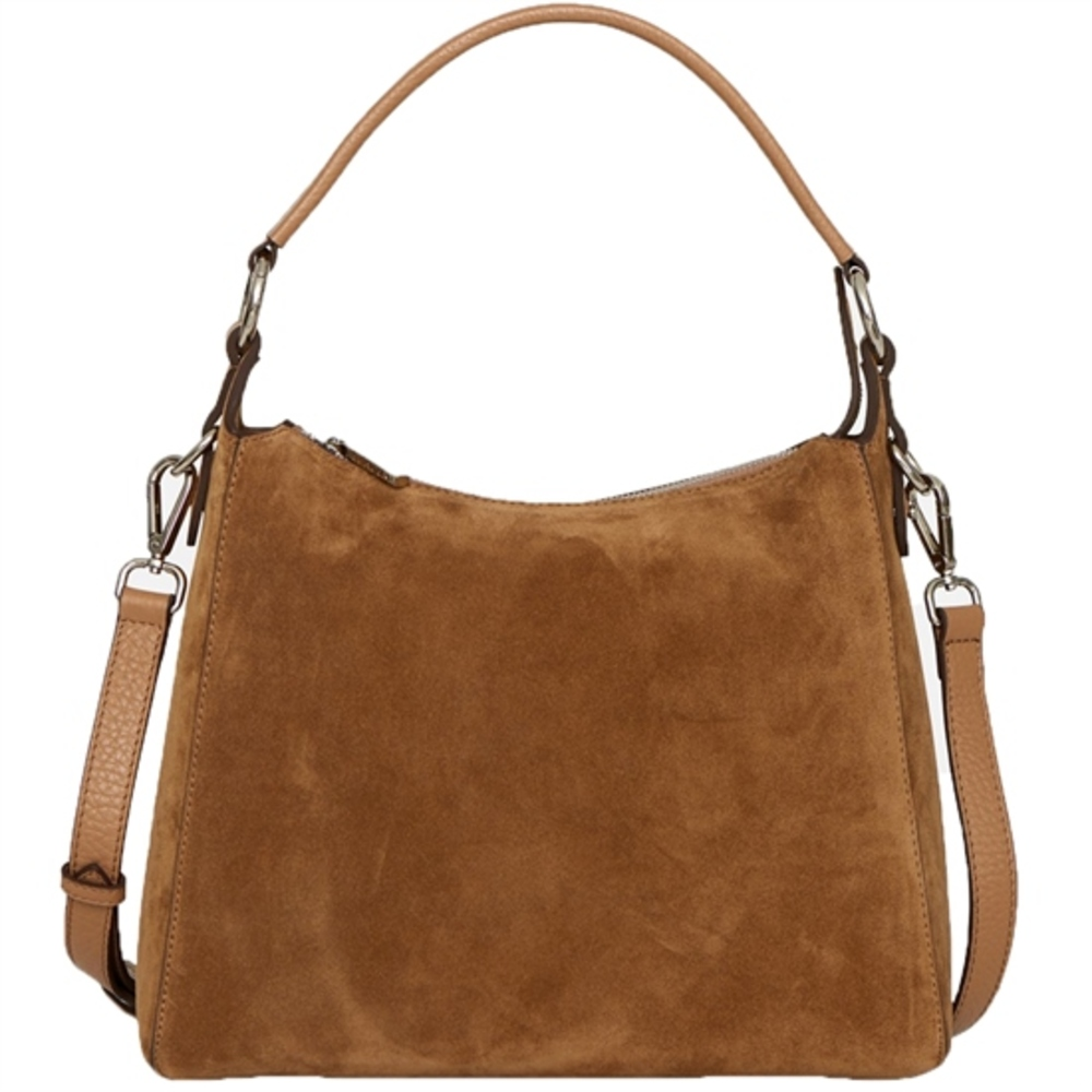Tyra Small Shoulder Suede