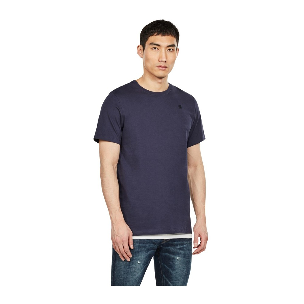 G-Star D16411 336 Case-S R T T Shirt AND Tank Men Sartho Blue
