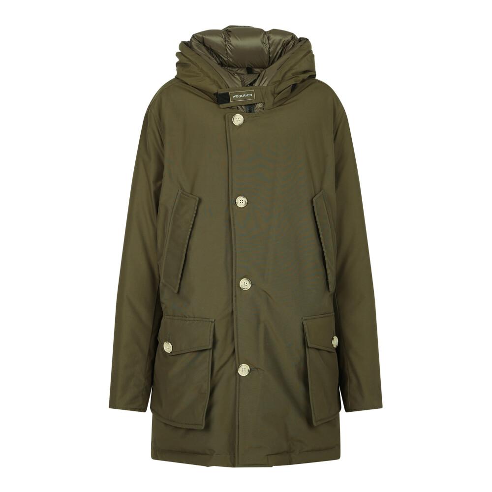 Artic parka coat