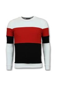 Sweater Mannen - Online Streep Truien Kopen