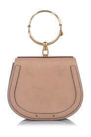Nile Leather Satchel Bag