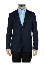 SINGLE-BREASTED JACKET WITH PATCH POCKETS 1