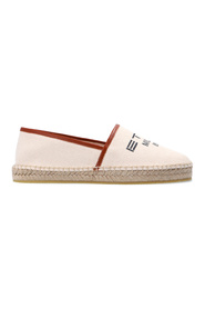 Espadrilles with logo