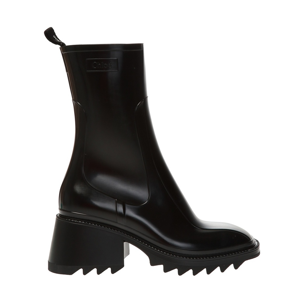 Betty heeled ankle boots