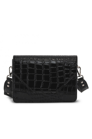 Unlimit - Rosemary Shoulderbag 299696 - Black Kroko