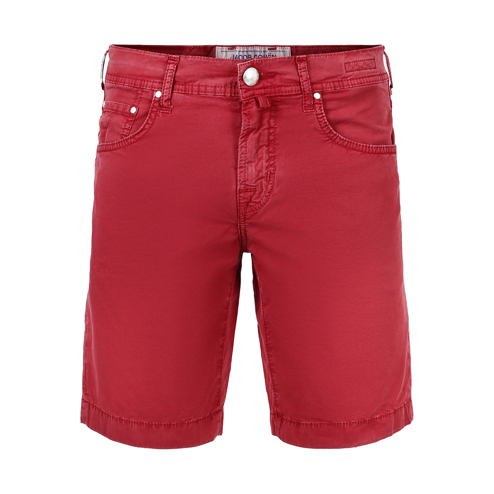 Rød Jacob Cohën Shorts