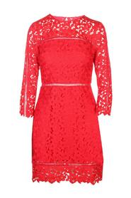 Flower Lace Dress -Pre Owned Condition Excellent
